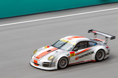 Team Hankook at the superGT Race Stock Photos