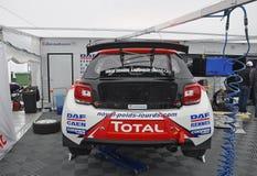 Team Hervé Knapick Citroen DS3 Royalty Free Stock Image