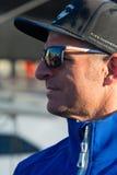 Team Hugo Boss. Barcelona World Race Royalty Free Stock Photos