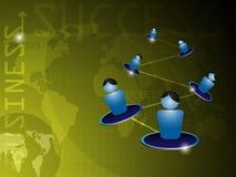 Team Icon Service Photographie stock libre de droits