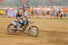 Team IMBA Cup of Nations (motocross) Stock Photography