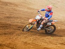 Team IMBA Cup of Nations (motocross) Royalty Free Stock Images