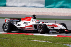 Team Indonesia A1 GP car Stock Photography