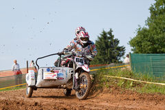 Team KTM-GST-Berlin Racing Royalty Free Stock Photo