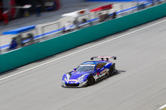 Team Kunimitsu at the SuperGT Race Malaysia Royalty Free Stock Photography