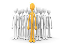 Team Leader Stock Images
