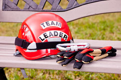 Team Leader Stock Image
