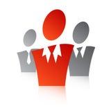 Team leader 4 Royalty Free Stock Image