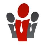 Team leader 2 Royalty Free Stock Image