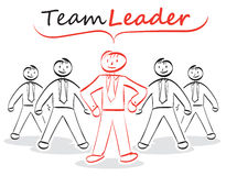 Team Leader Stock Photography