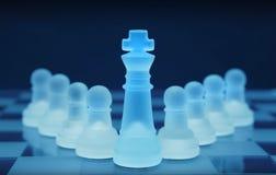 Free Team Leader Teamwork Chess Royalty Free Stock Photo - 30240975