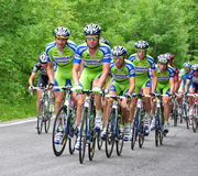 Team Liquigas Stock Photos
