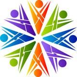 Team logo Stock Photography