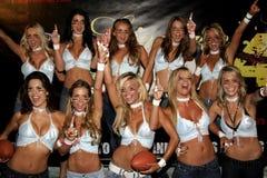 Team Los Angeles Temptation foto de stock