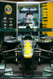 Team Lotus F1 Car Royalty Free Stock Photography