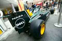 Team Lotus F1 Car Royalty Free Stock Images