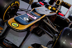 Team Lotus Renault F1, 2012 Stock Photo