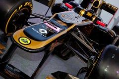 Team Lotus Renault F1, 2012 Stock Photo
