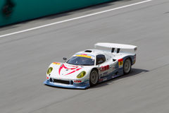 Team Mach at the superGT Race Royalty Free Stock Images