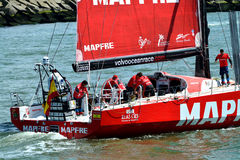 Team Mapfre photo libre de droits