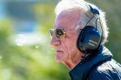 Team McLaren F1, John Button, 2012 Royalty Free Stock Image