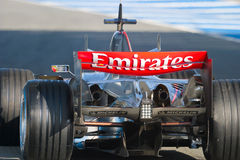 Team McLaren F1, Lewis Hamilton, 2006 Royalty Free Stock Photos