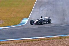Team McLaren Mercedes F1, Pedro de la Rosa, 2004 Foto de Stock