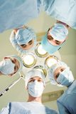 Team of medical staff Stock Photos