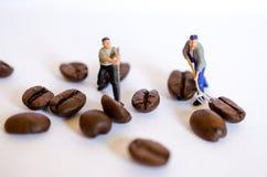 Miniature people - figurines royalty free stock photo