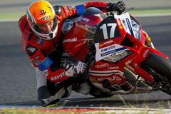 Team Monlau Repsol Technical. 24 hours endurance Stock Photo
