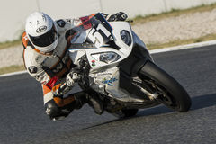 Team Motocrom +50. 24 hours endurance Stock Image