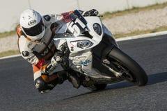 Team Motocrom +50 24 Stunden Ausdauer Stockbild