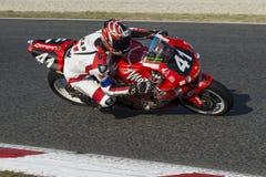Team Motogrup Bombers 24 urenduurzaamheid Royalty-vrije Stock Fotografie
