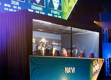 Team NAVI Royalty Free Stock Images