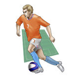 Team Netherlands Royalty Free Stock Image