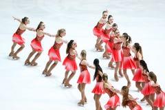 Team Netherlands skate Stock Images