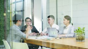 Free Team Of Asian Business People Meeting In Company Royalty Free Stock Photo - 159659485