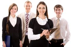 Team of people Royalty Free Stock Photography