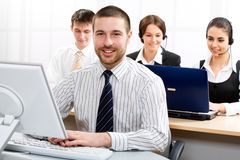 Team of people Royalty Free Stock Images
