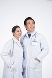 Team of physicians Stock Photography