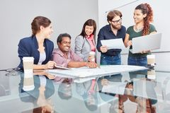 Team planning project development. For business strategy Stock Photos