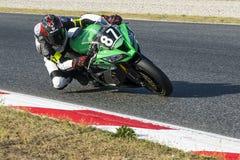 Team Racing Team 87 24 urenduurzaamheid Royalty-vrije Stock Foto's