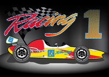 Team 1 Racing Royalty Free Stock Images