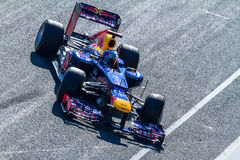 Team Red Bull F1, Sebastian Vettel, 2012 Stock Photos