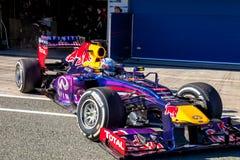 Team Red Bull F1, Sebastian Vettel, 2013 Stock Photos