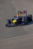Team RedBull Racing F1, Mark Webber, 2011 Photographie stock libre de droits