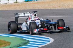 Team Sauber F1, Kamui Kobayashi, 2012 Stock Photo