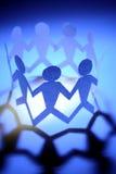 Team-Sitzung Lizenzfreie Stockfotos