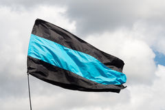 Team Sky Flag Immagini Stock