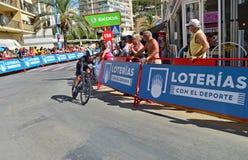Team Sky La Vuelta España Stock Images